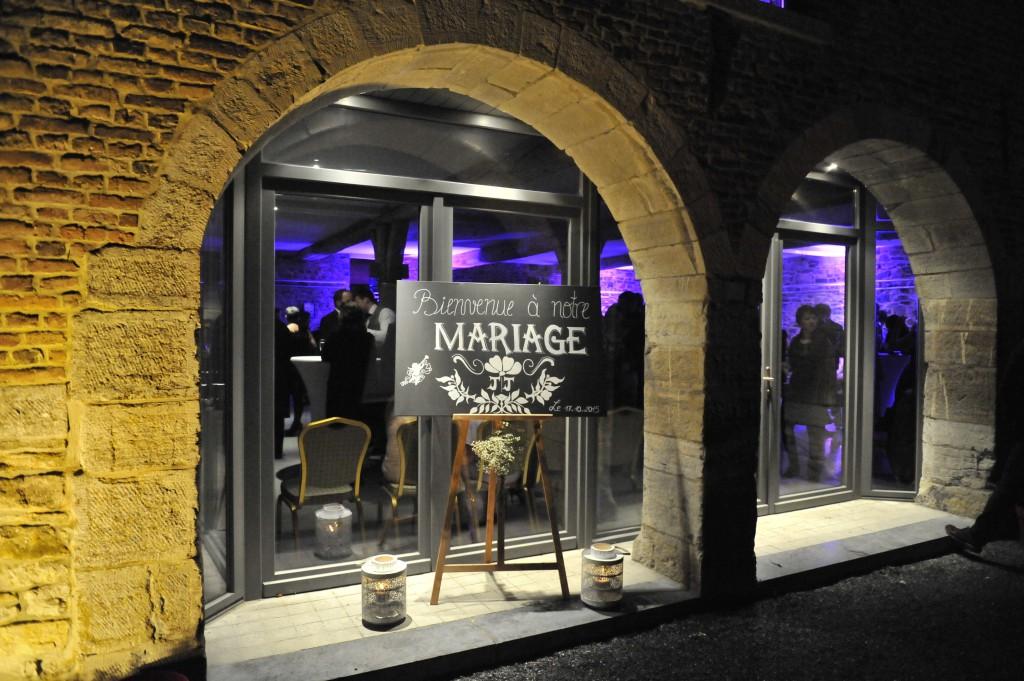 Le mariage romantique de Mme Charleston sur le thème des années folles - Photo Cédric Alexandre (11)