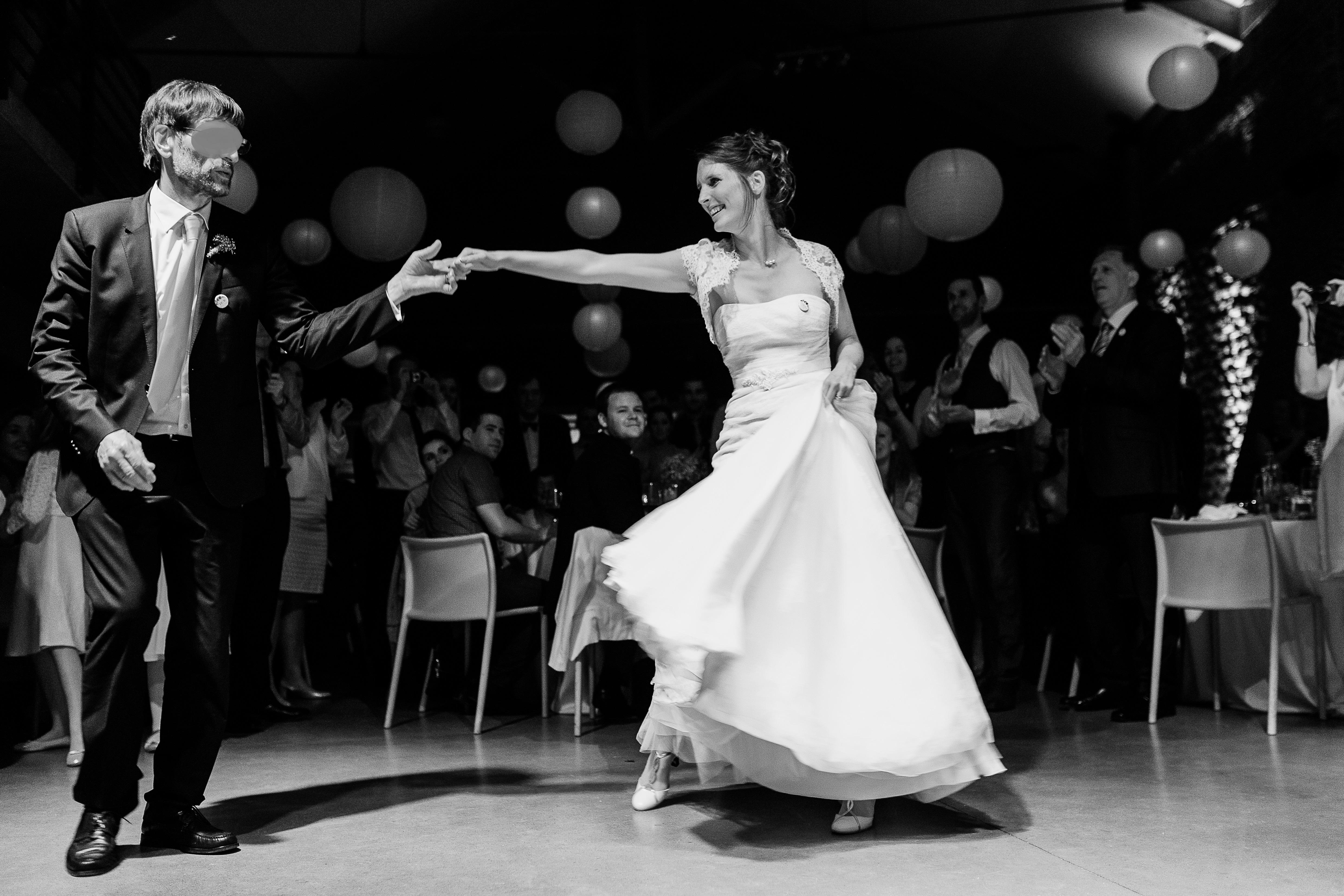 Mon mariage plein d'humour et de tendresse : un début de soirée entre animations et féérie