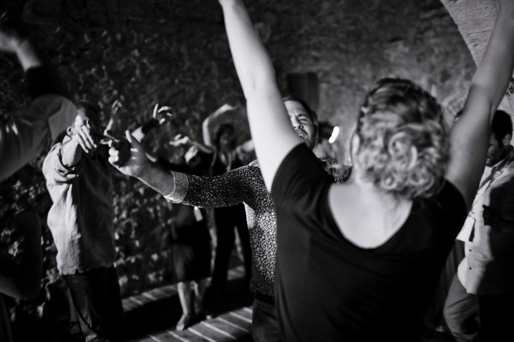 Dance-floor ! // Photo : Pierre Grasset