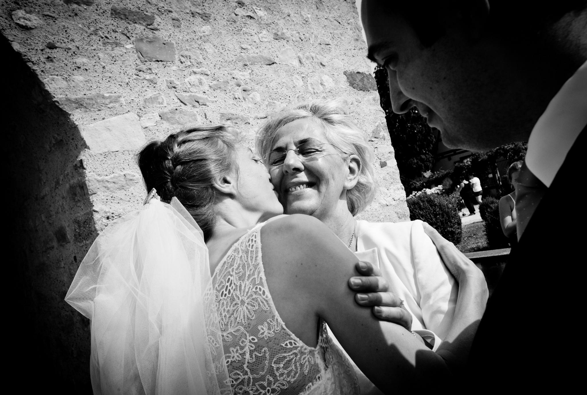 Pour notre mariage, il y aura un photographe et un vidéaste professionnels !