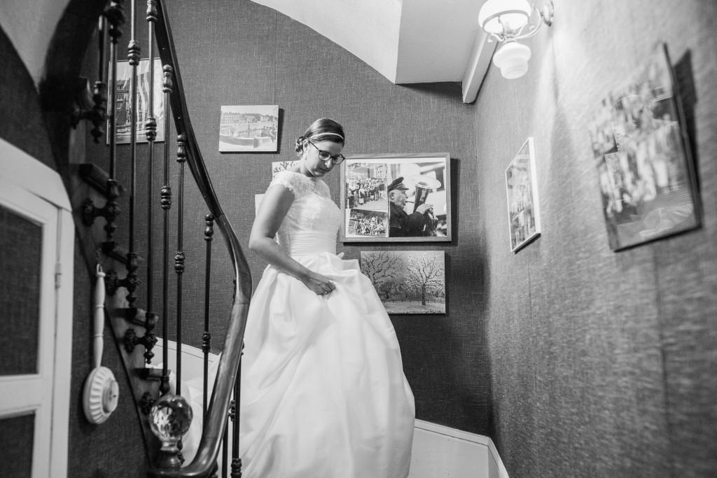 Mon mariage de princesse saveur citron : mon habillage
