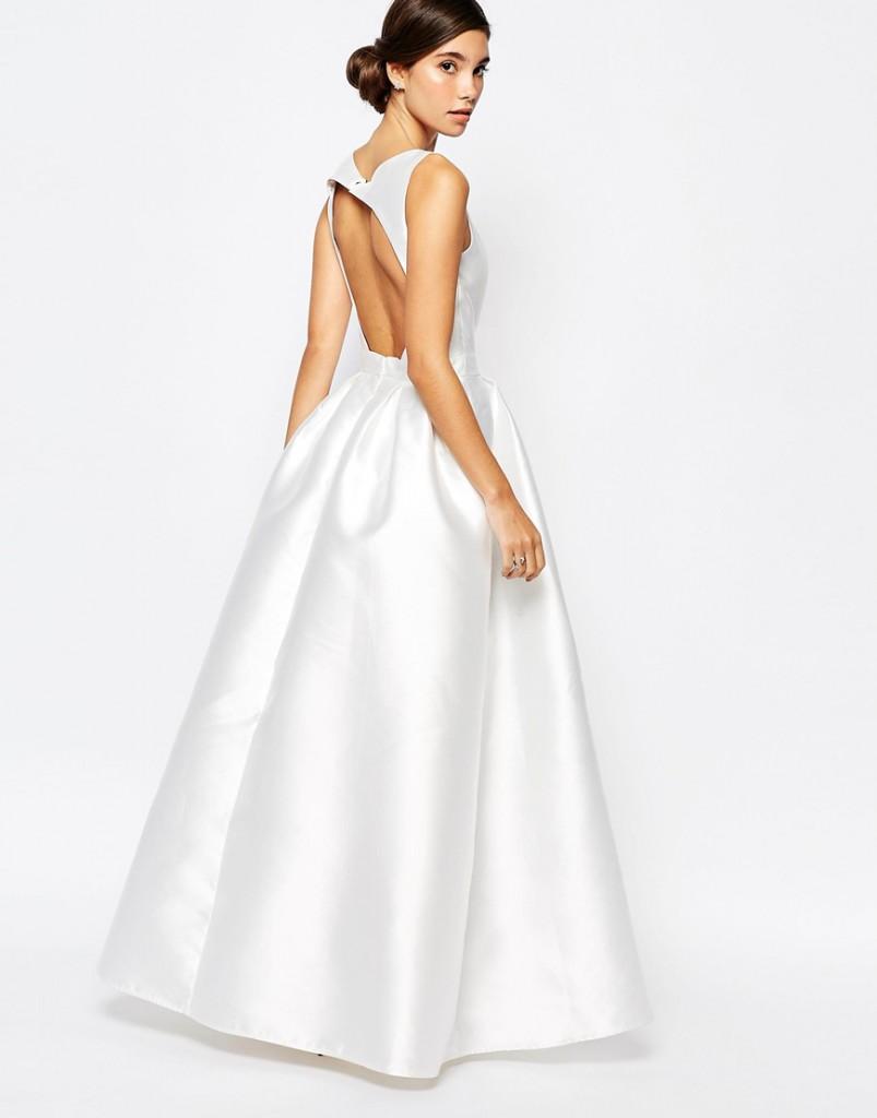 """Quand """"robe de mariée"""" rime avec """"prêt-à-porter"""" : Chi Chi London - Asos"""