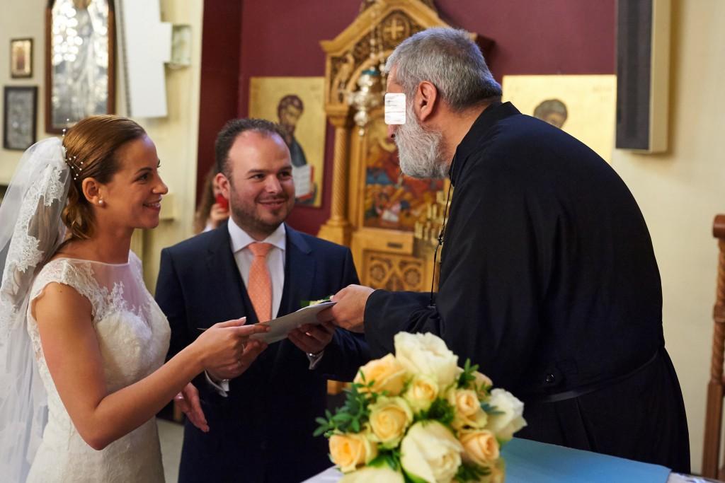 Sortie de cérémonie - Stéphane Evras