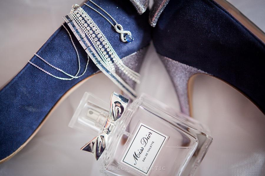 Le mariage de princesse en bleu de Madame D : les préparatifs