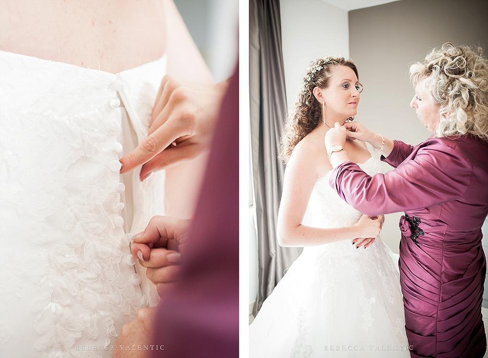 Le mariage de princesse en bleu de Madame D - Les préparatifs (15)