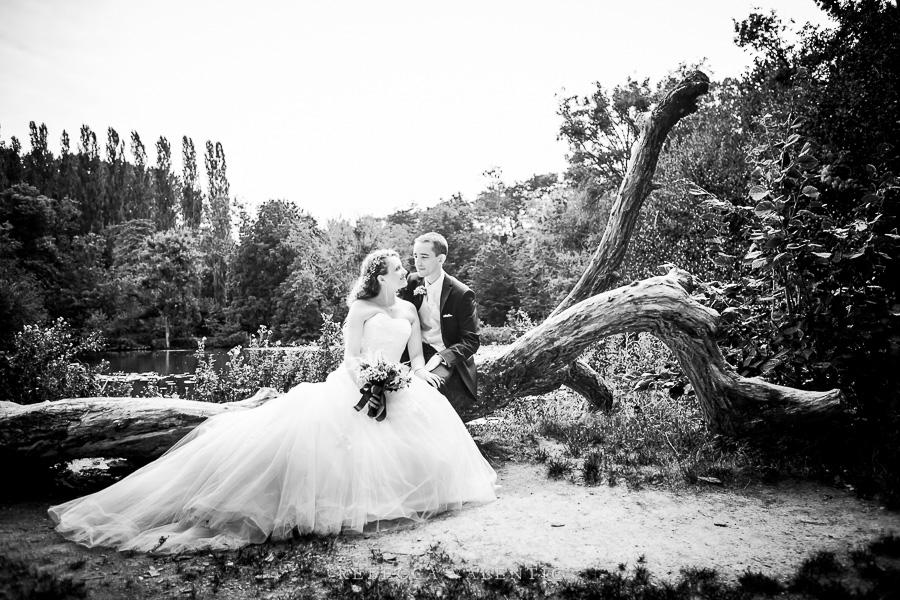 Le mariage de princesse en bleu de Madame D - cérémonie et vin d'honneur (5)