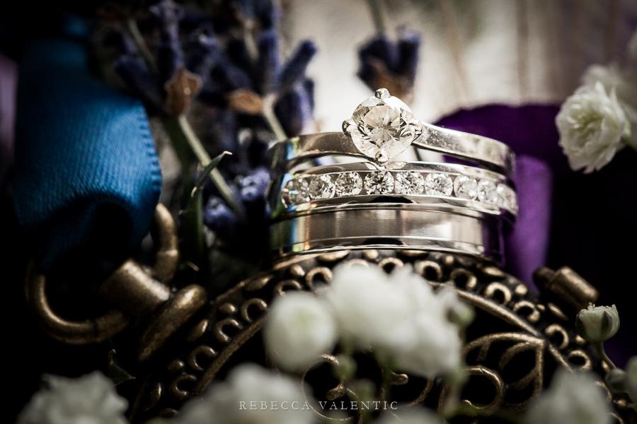Le mariage de princesse en bleu de Madame D - cérémonie et vin d'honneur (7)