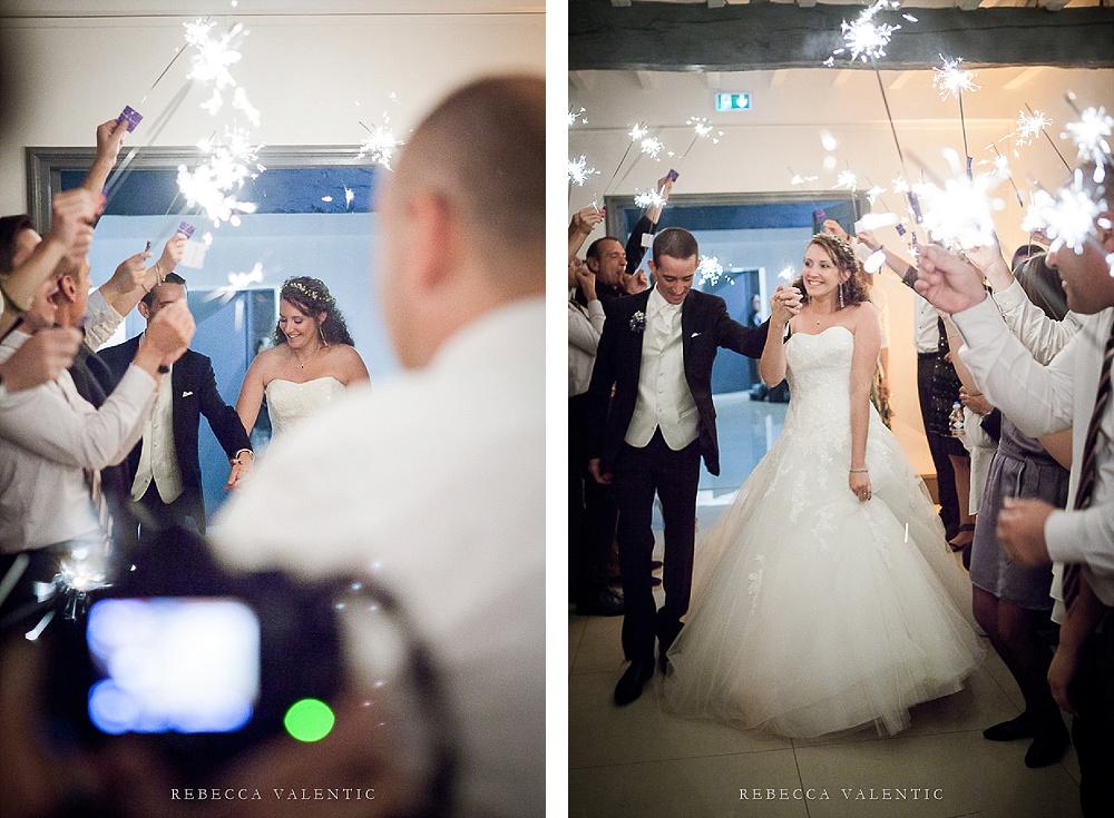 Le mariage de princesse en bleu de Madame D - soirée (1)