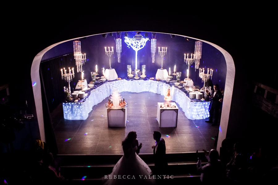 Le mariage de princesse en bleu de Madame D - soirée (14)