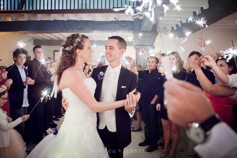 Le mariage de princesse en bleu de Madame D - soirée (3)