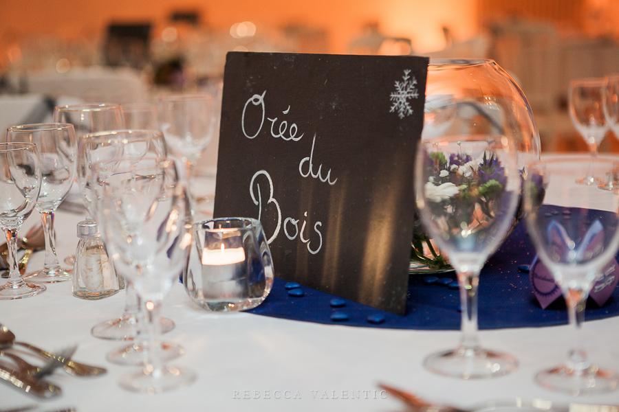 Le mariage de princesse en bleu de Madame D - soirée (5)