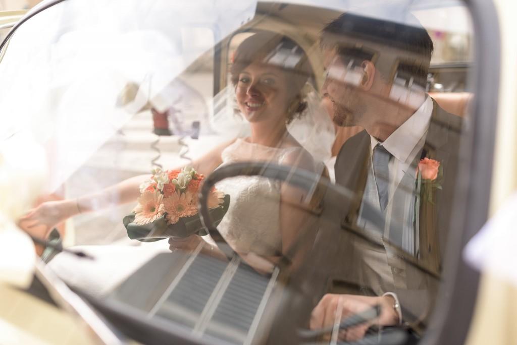 Le mariage romantique de Loulou aux touches corail (12)