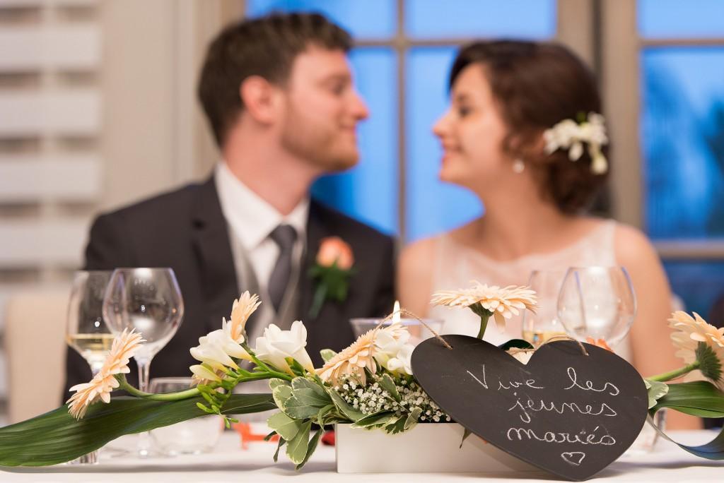 Le mariage romantique de Loulou aux touches corail (20)
