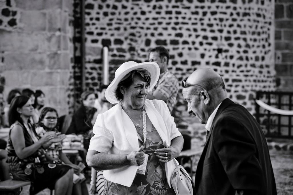 Présentation de nos prest'amis : Belle-Maman ! // Photo : Pierre Grasset