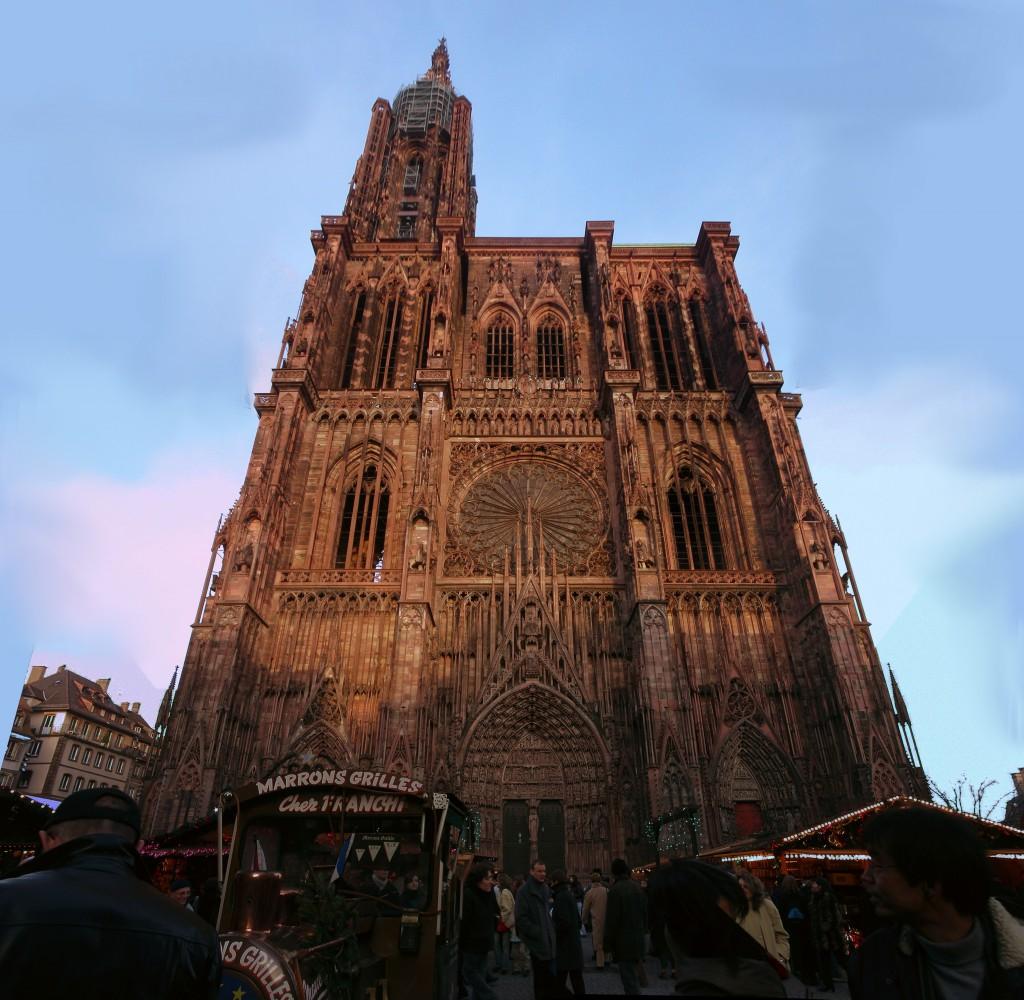 Chercher un lieu pour notre mariage : l'Alsace ?