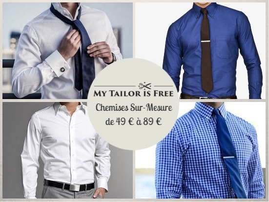 My Tailor Is Free