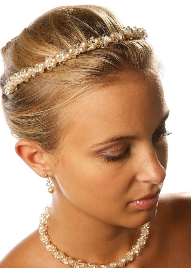 Quel accessoire pour ma coiffure de mariée ?