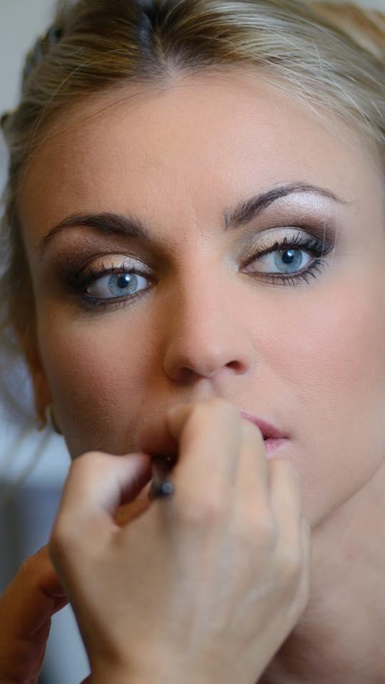 Caroline maquilleuse