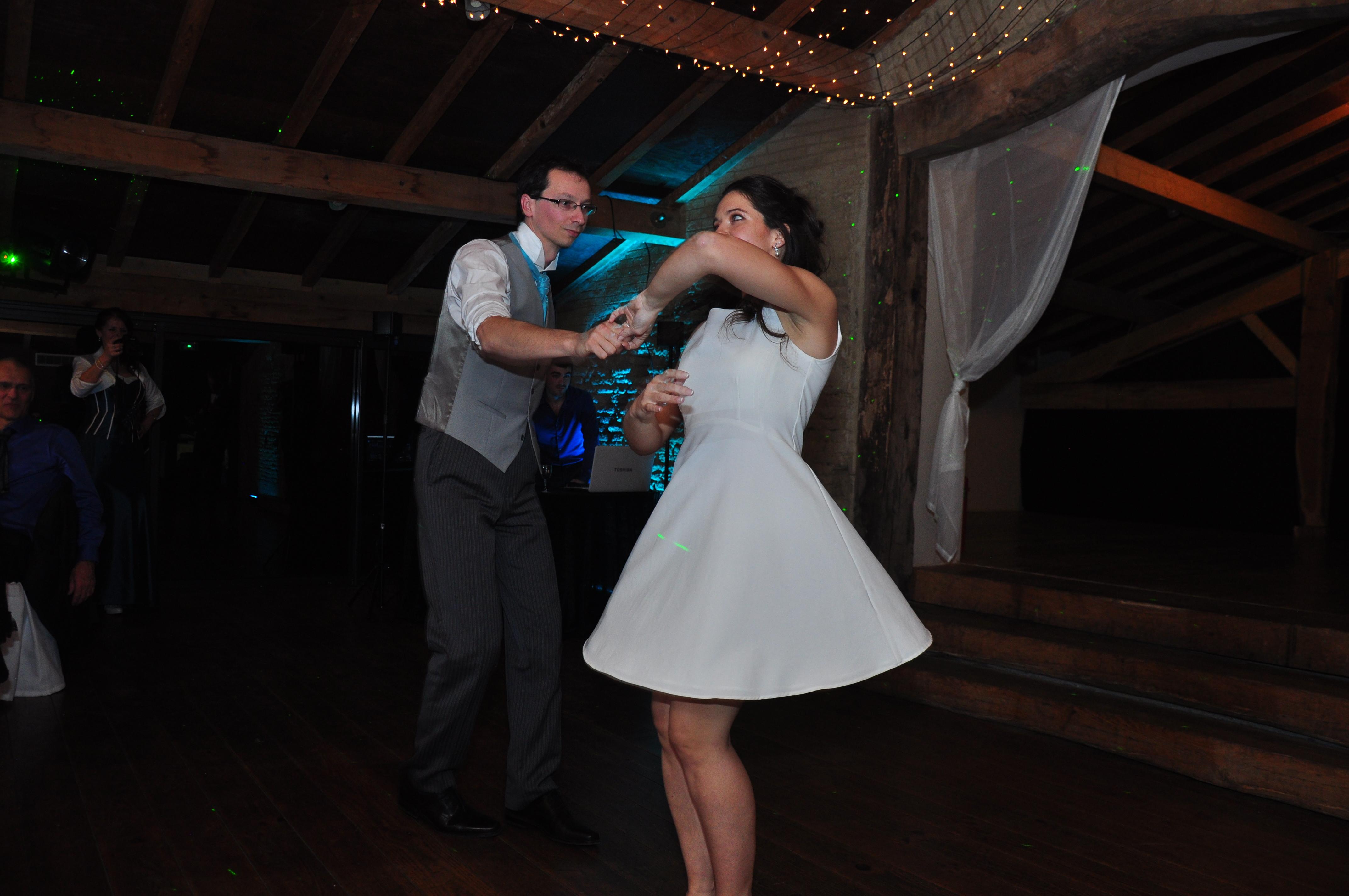 Mon mariage marmottes et flocons : jusqu'au bout de la nuit !