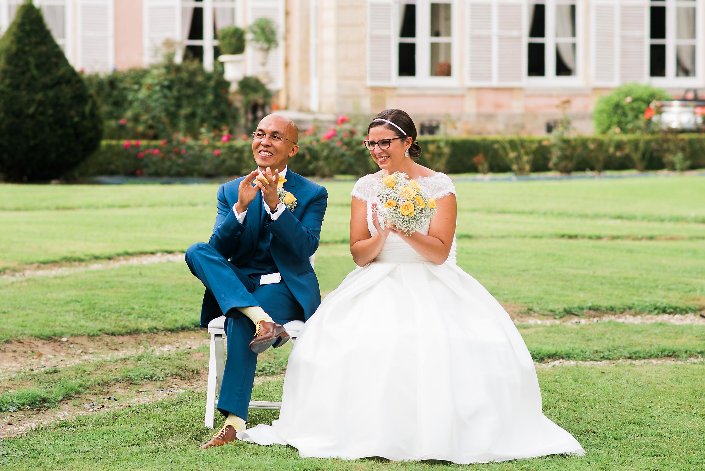 Mon mariage de princesse saveur citron : la cérémonie laïque – première partie