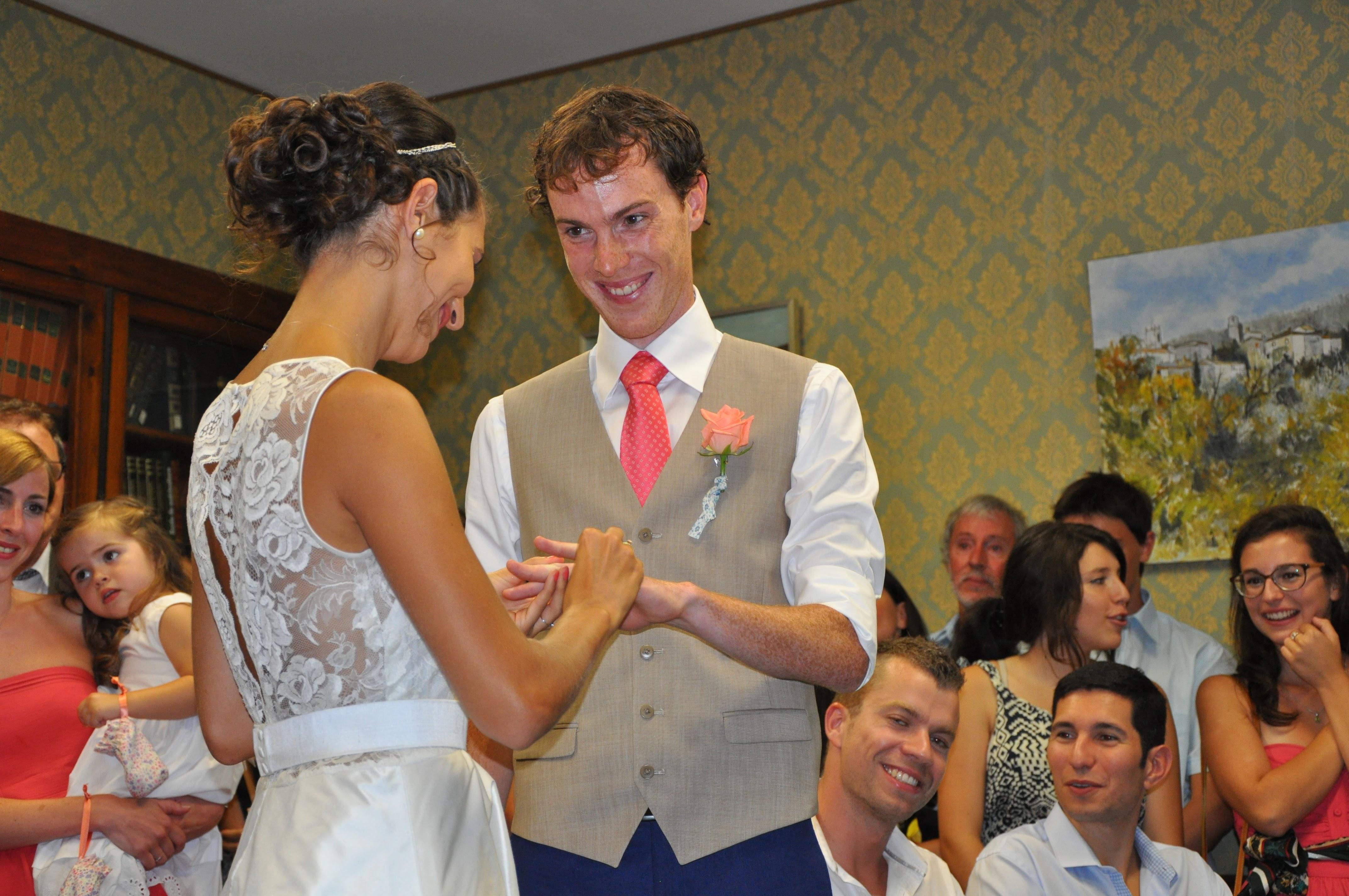 Le mariage champêtre participatif à petit budget de Louna
