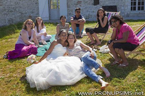 Le mariage Paris Normandie Givré de Rosemat (20)
