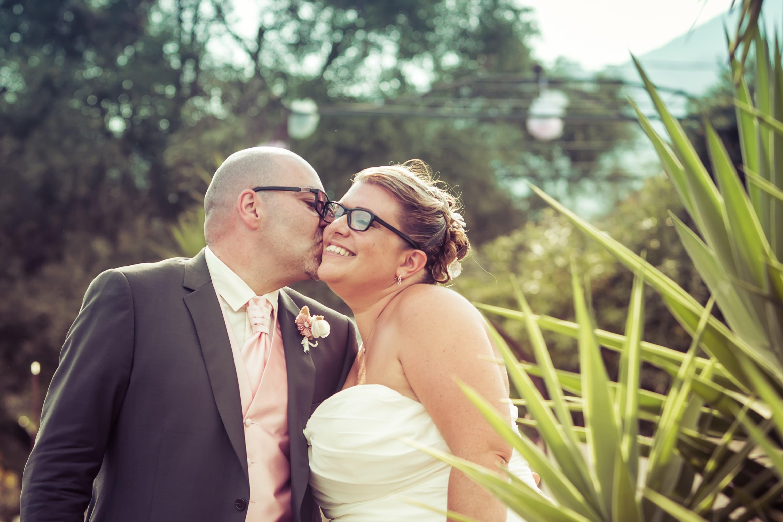 Le mariage champêtre et en petit comité de Miel