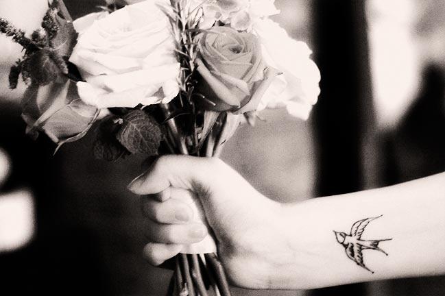 Et un beau jour j'ai eu comme une envie de me marier
