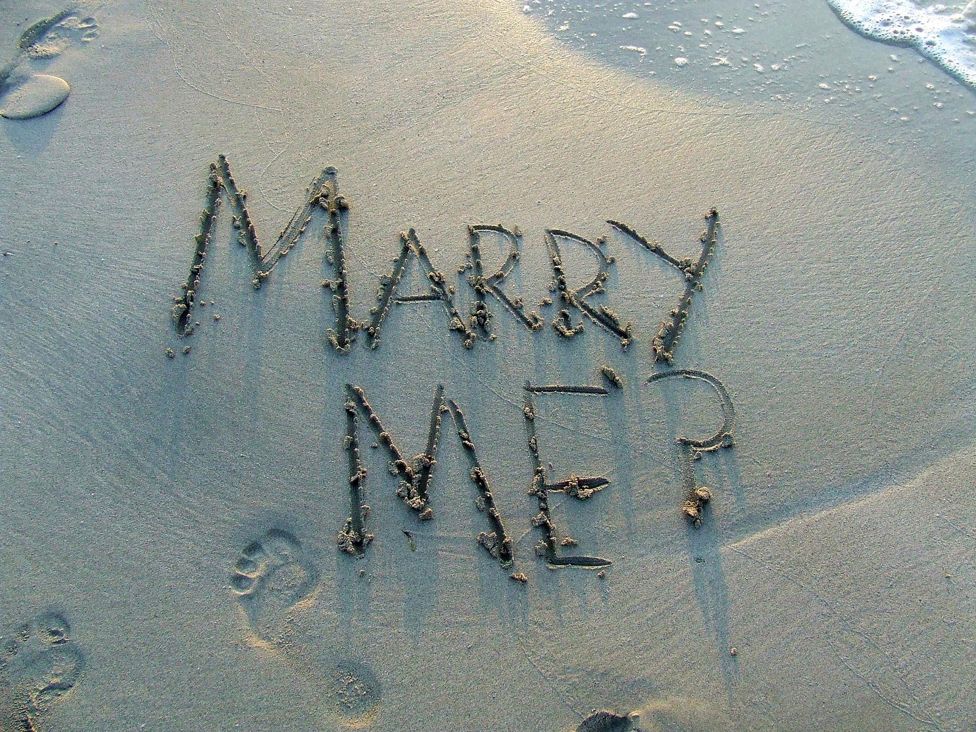 Episode 1 – La demande en mariage