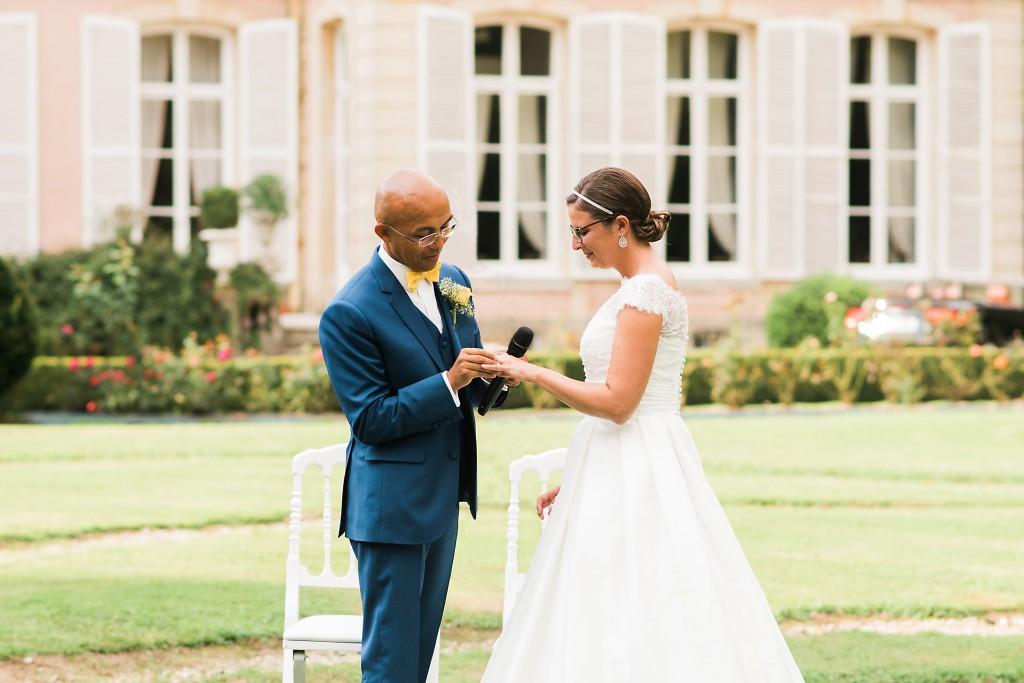 Mon mariage de princesse saveur citron : la cérémonie laïque – deuxième partie