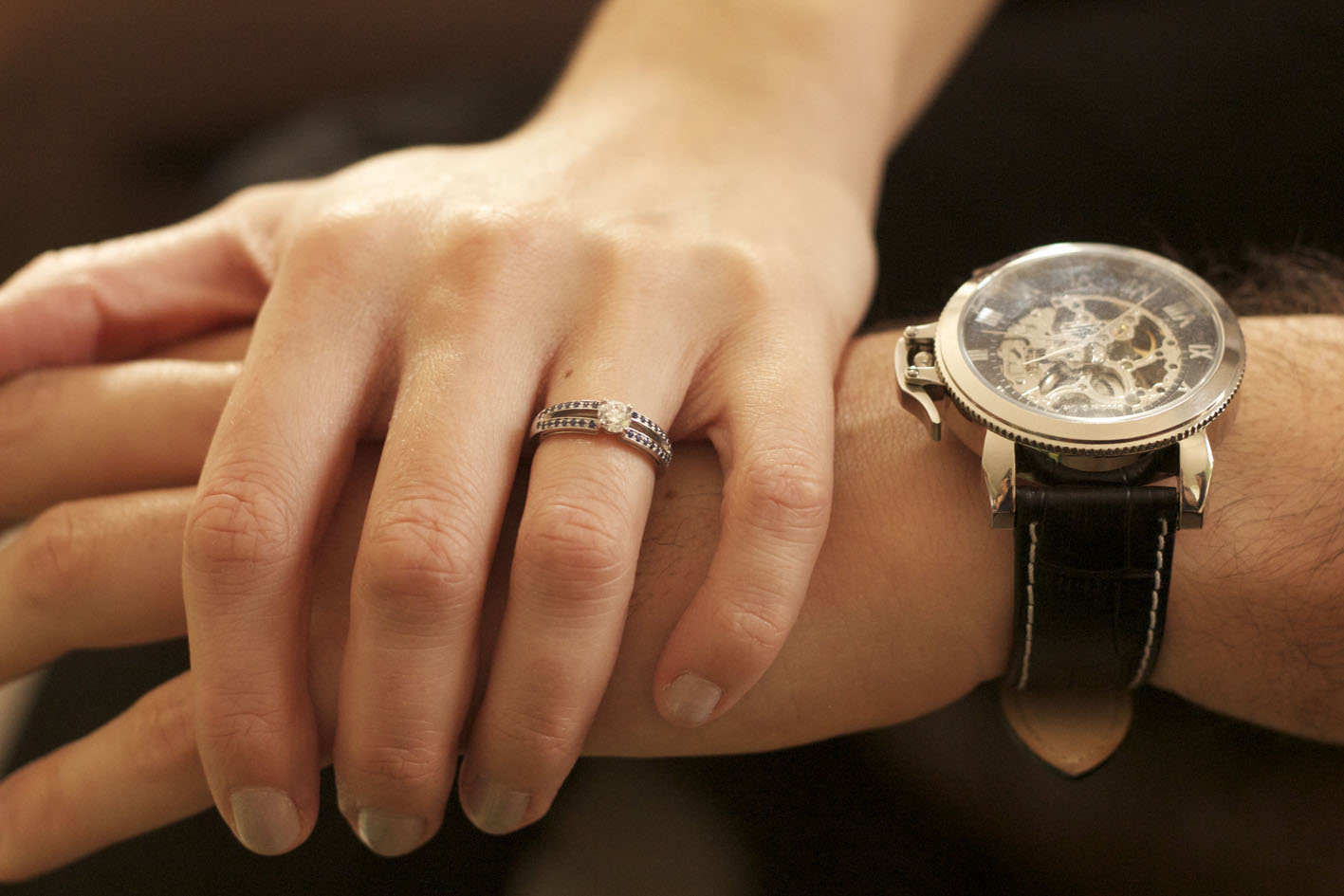 Il était une fois : la demande en mariage