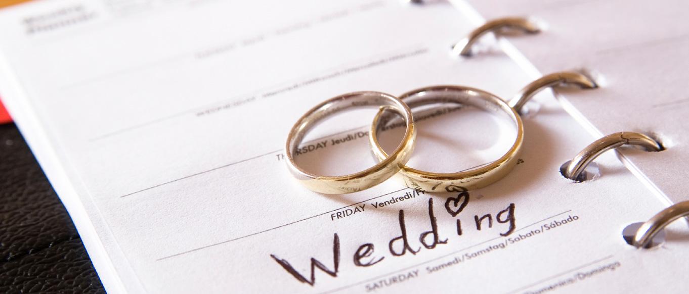 Mon mariage entre rêve et réalité : le concept