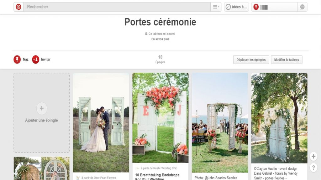 Capture Pinterest Mlle Frisette