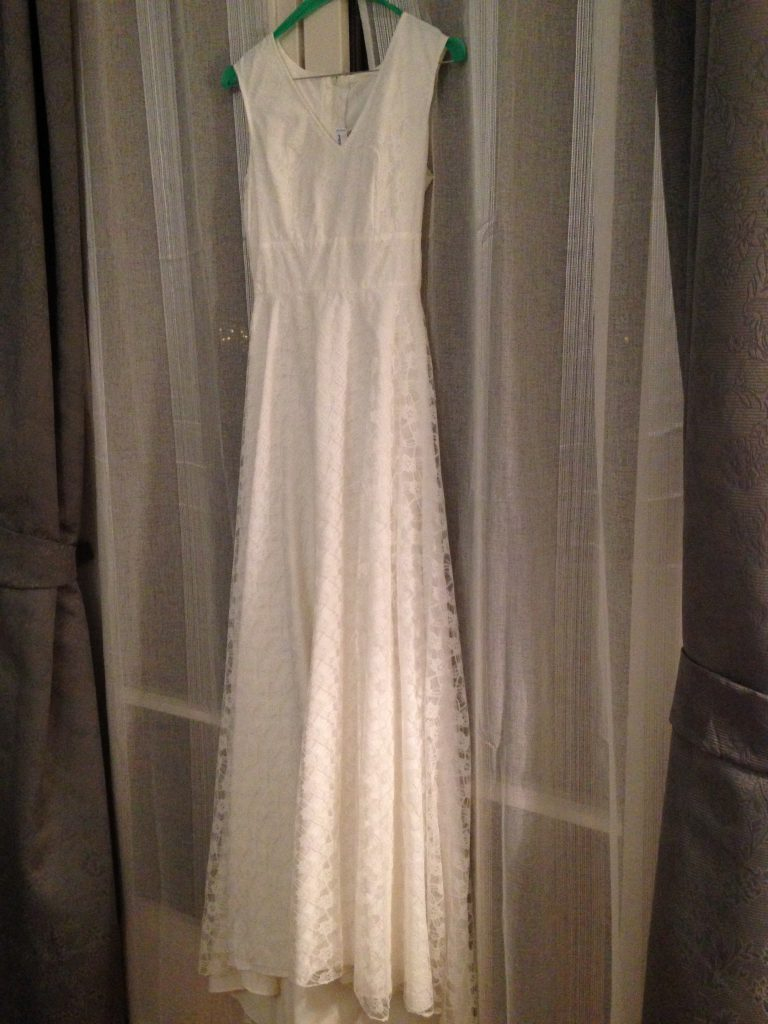 Robe de mariée Mlle Afro