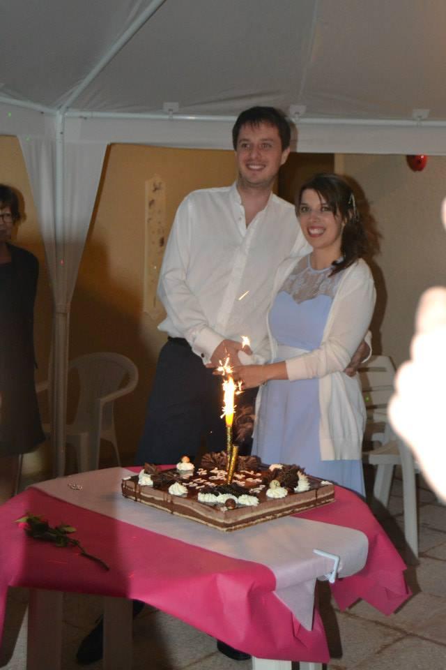 Organisation de notre fête de fiançailles