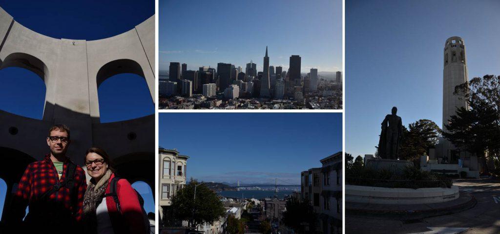 Voyage San Francisco Mlle Myrtille