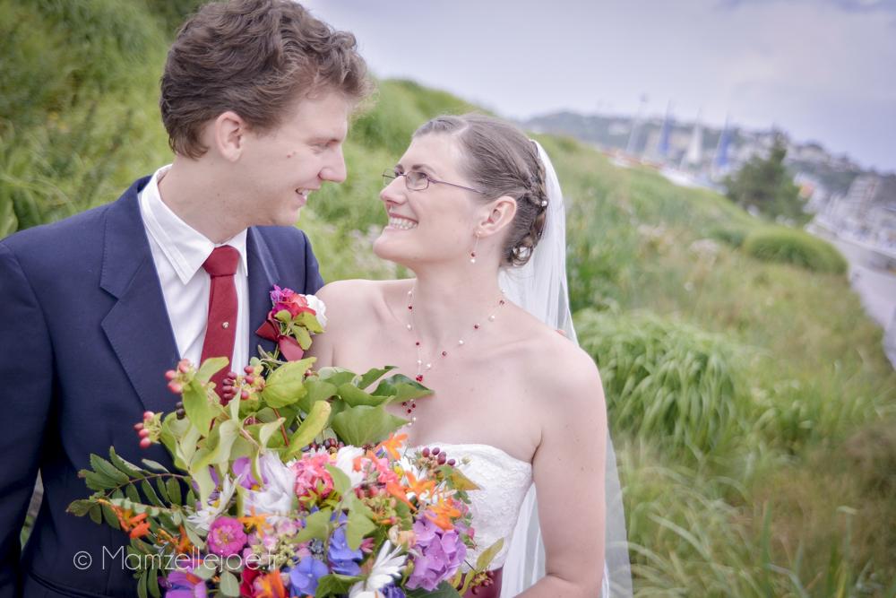 Deux ans de mariage