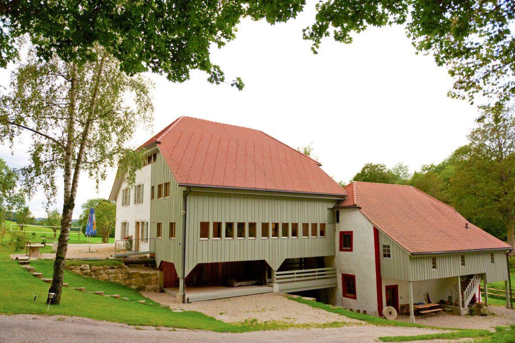 Moulin de Bayerel