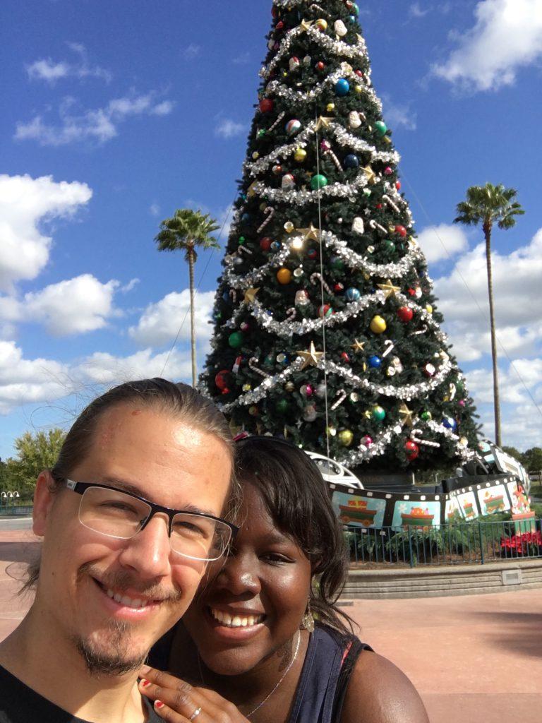 Mlle Caramel Beurre Salé et son fiancé