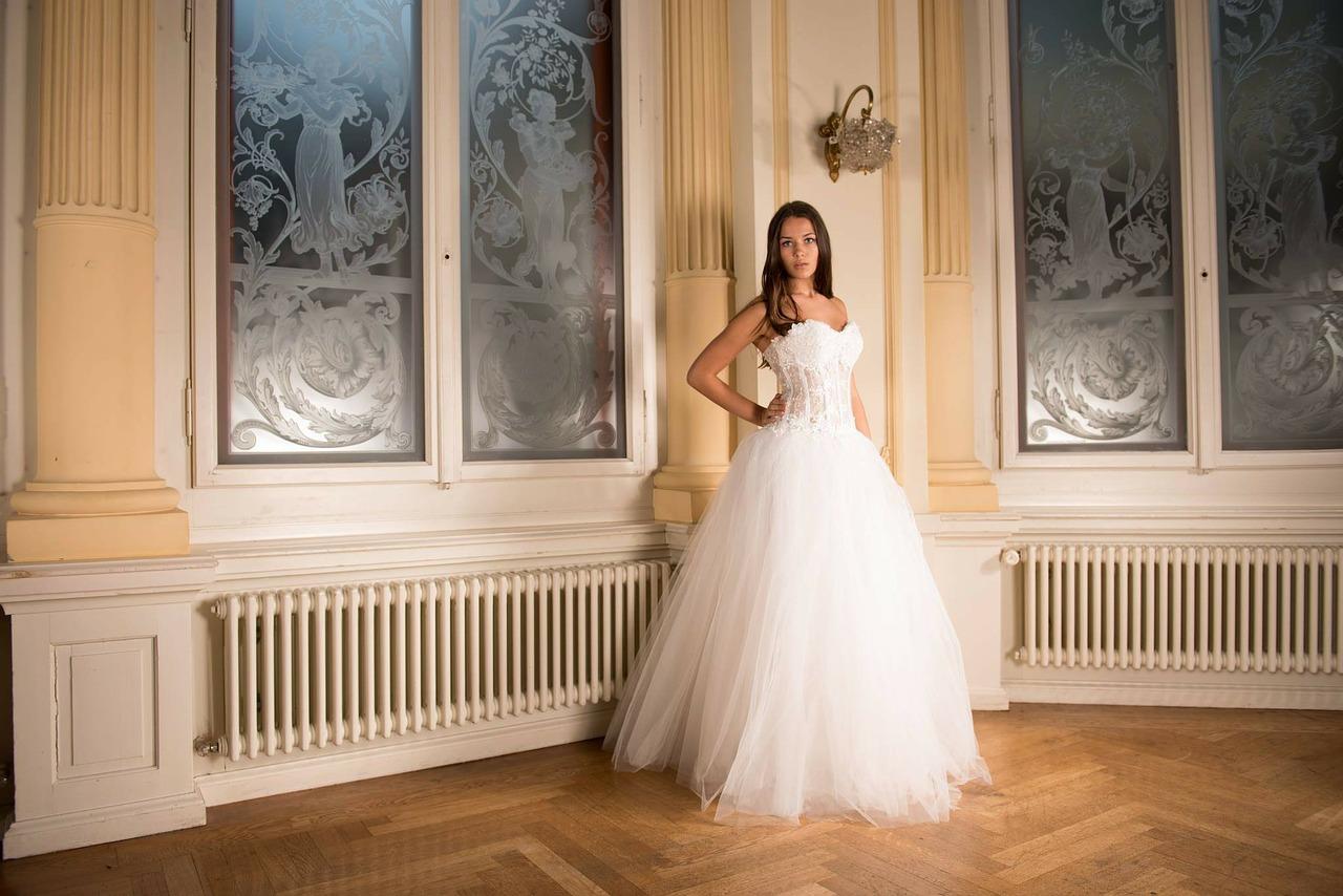 Briser le tabou de la robe de mariée