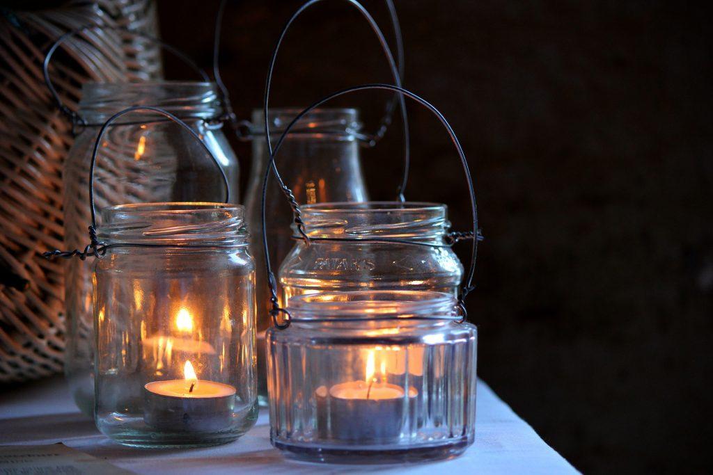 Lanternes DIY