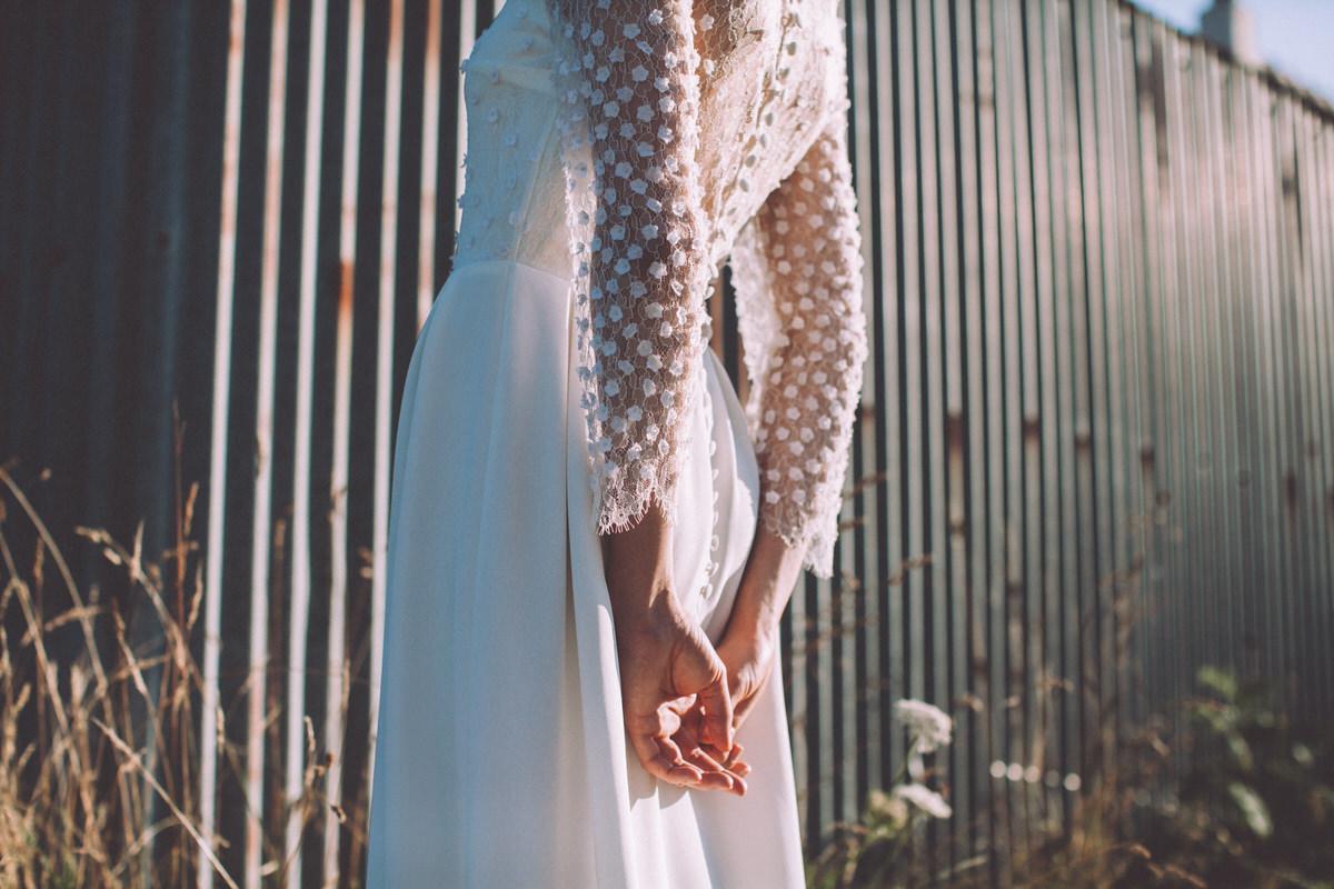 Celle qui redoutait les essayages de robes de mariée – Partie 1