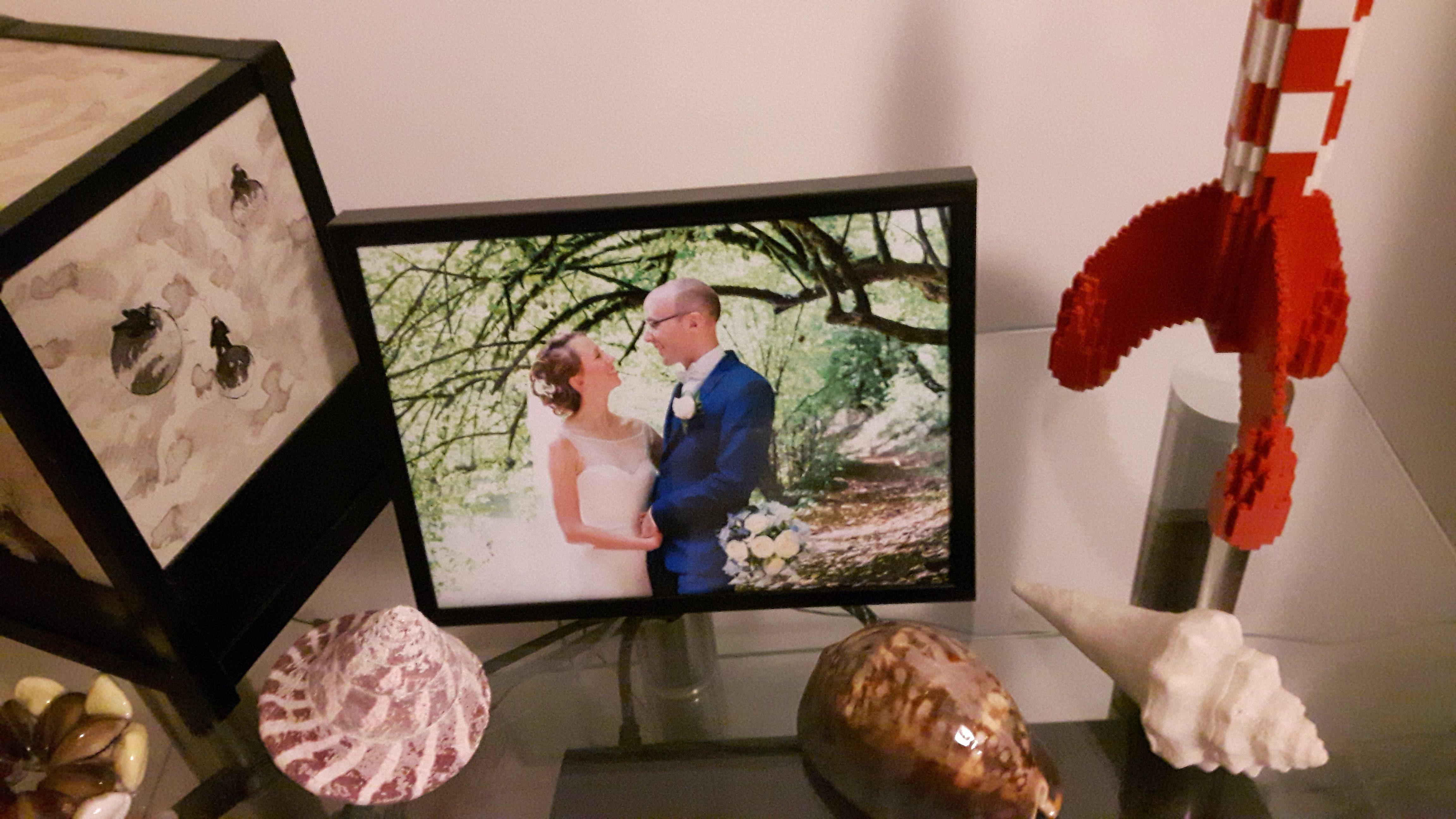 Je suis accro à mes photos de mariage : c'est grave Docteur ?