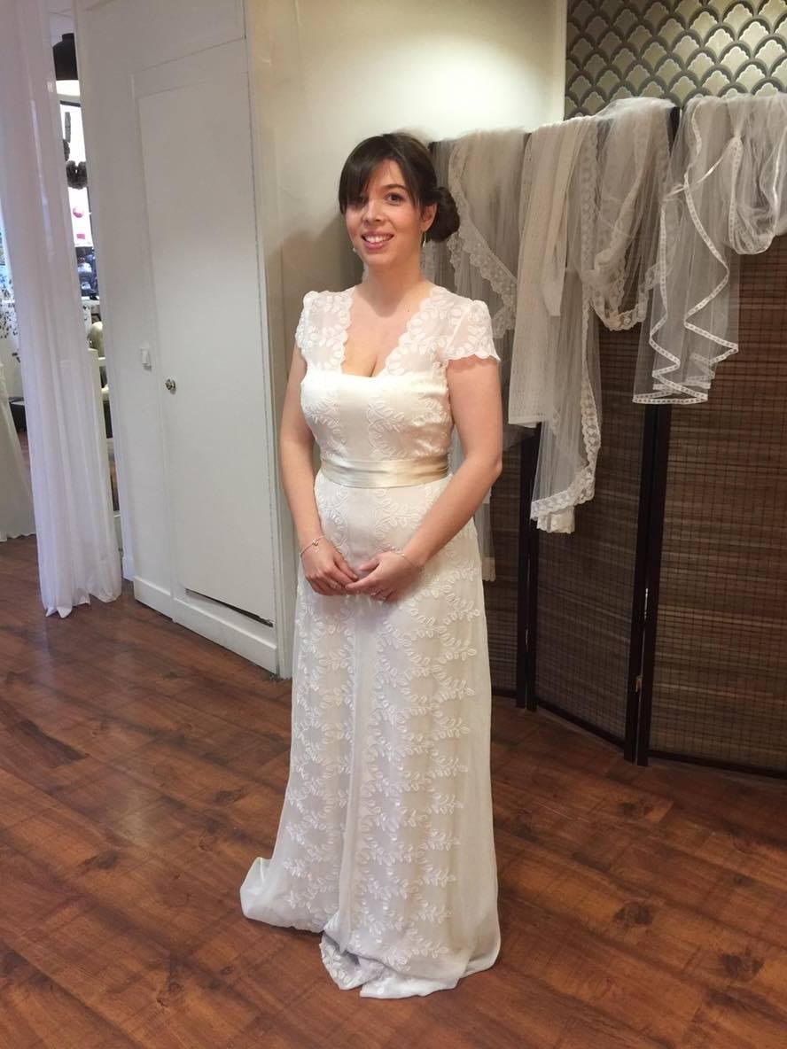 Mes essais de robes chez Plume
