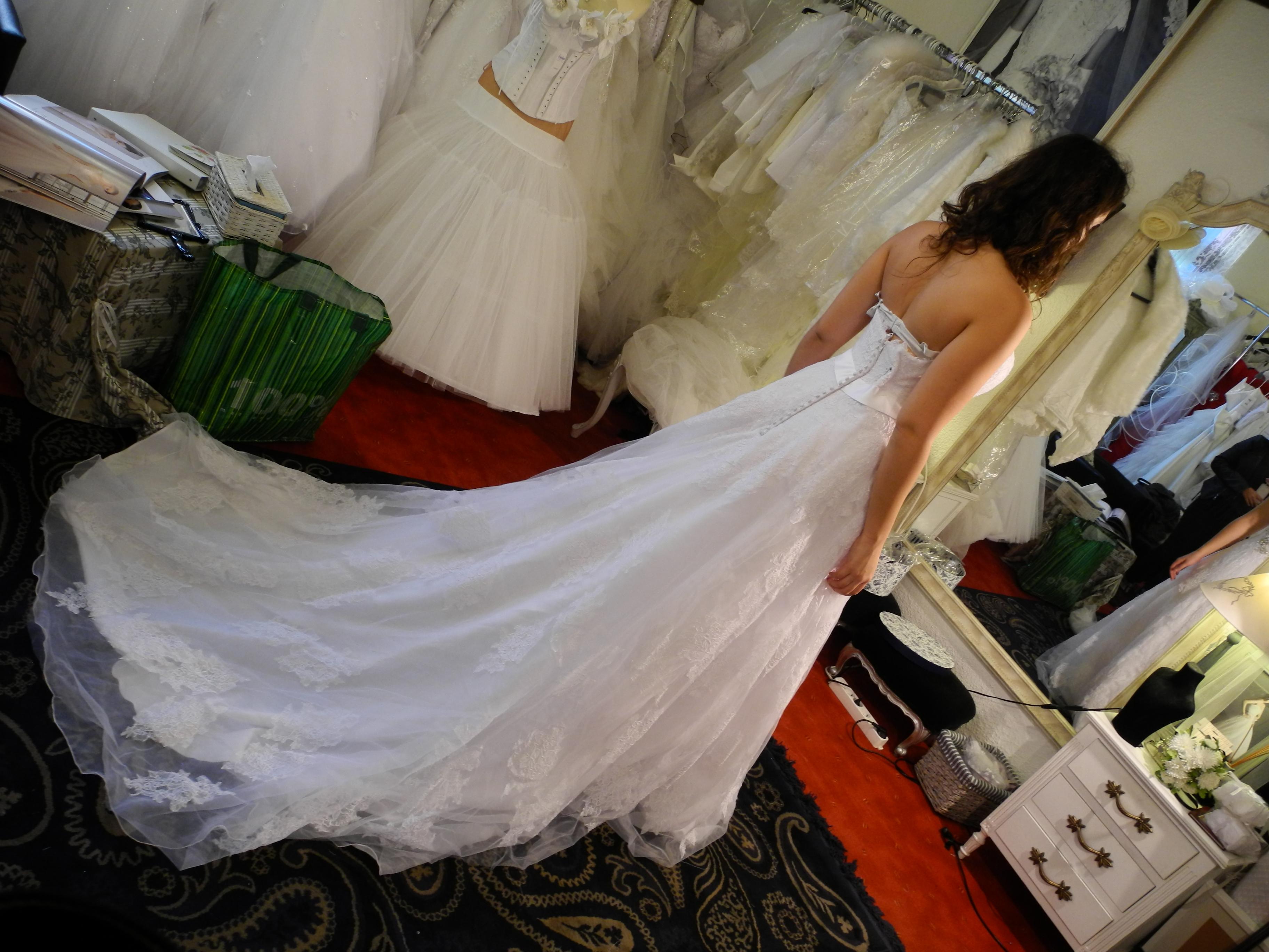 La quête de ma robe : étape Auvergnate