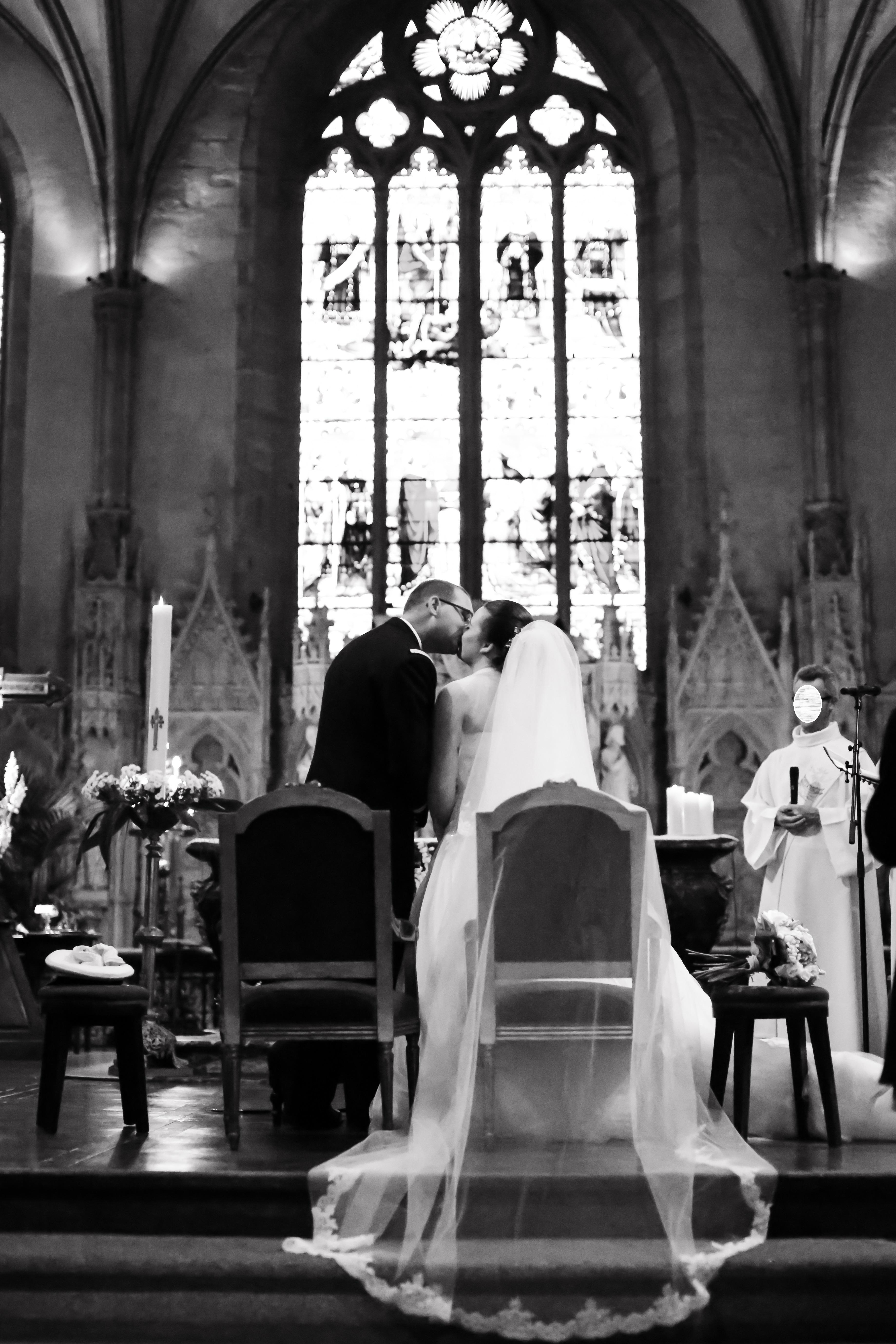Mon mariage contes et légendes : la cérémonie religieuse