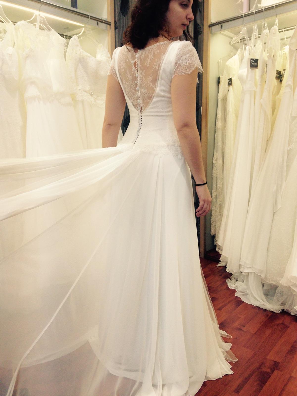 La quête de ma robe : étape finale