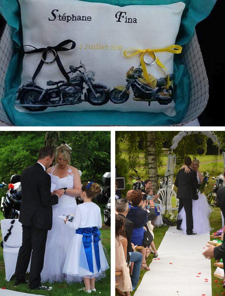 Le mariage de Fina en moto (11)