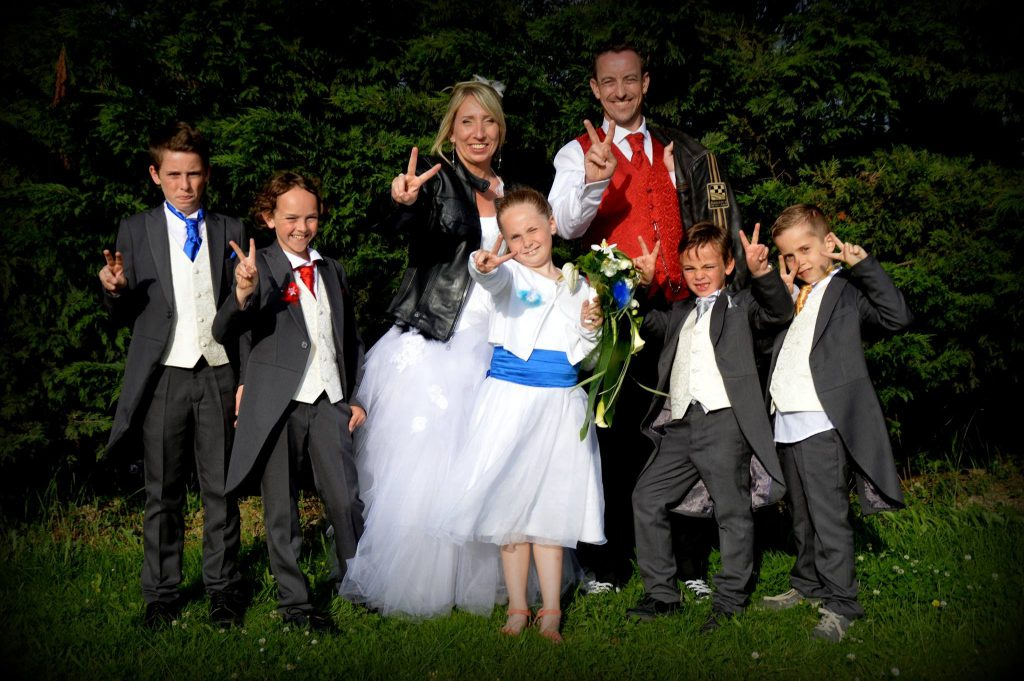 Le mariage de Fina en moto (13)
