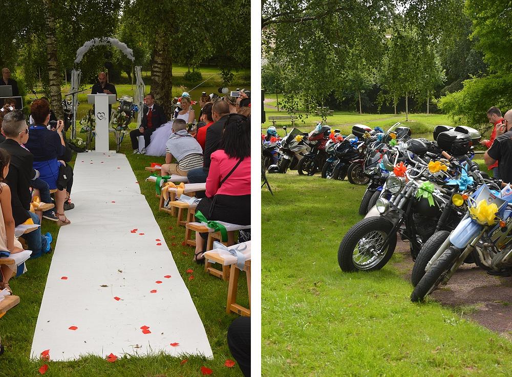 Le mariage de Fina en moto (9)